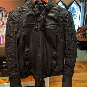 Limited Edition Black Premium Affliction Jacket